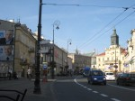 The next few photos are all of the Stare Miasto (Old Town) and the churches, buildings, and ruins around it.